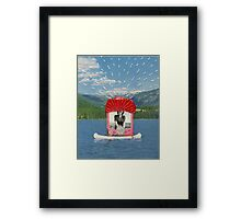The Perfect Day Framed Print