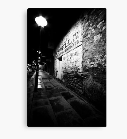 Merchants Canvas Print