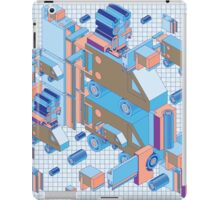 F graphics pattern 4 iPad Case/Skin