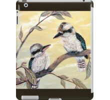 Kookaburra Magic iPad Case/Skin