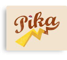 Pika Canvas Print