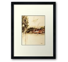 Ambiguous Framed Print
