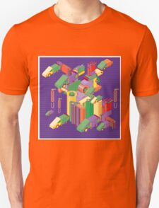 abstract robot machine T-Shirt