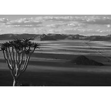 Namibia Photographic Print