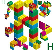blocks constructor toys by singpentinkhepi