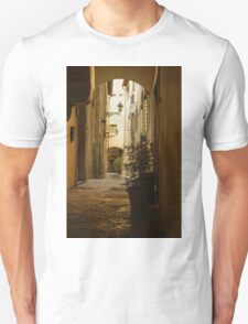 Wandering Around the Lanes and Alleys of Florence, Italy T-Shirt