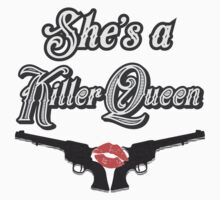 Killer Queen by Katherine Anderson