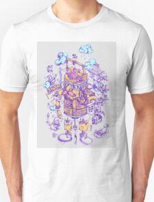 jakarta 24 hours T-Shirt