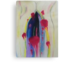 Georgia O'Keeffe Render Canvas Print