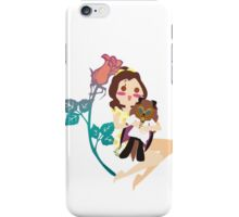 Beauty and her Beast iPhone Case/Skin