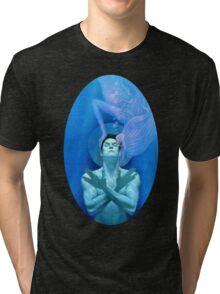 I Grok Spock Tri-blend T-Shirt