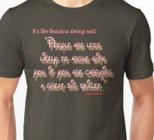 GRANDMA:  SKILLET Unisex T-Shirt