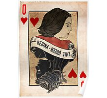 Queen of Hearts: Regina Mills Poster