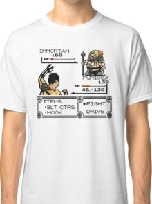 I am awaited in Viridian! Classic T-Shirt