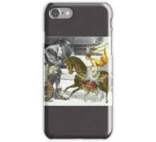 What Did I Miss? iPhone Case/Skin