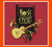 noise music is my style T-Shirt