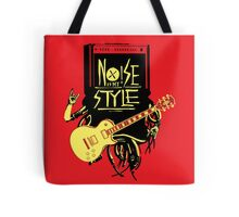 noise music is my style Tote Bag