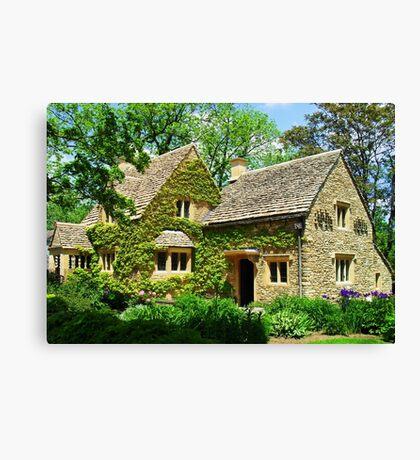Cotswold Cottage Canvas Print