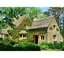 Cotswold Cottage Photographic Print
