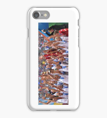 USWNT celebration phone case iPhone Case/Skin