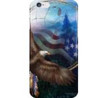 Dream Catcher - Freedom's Flight iPhone Case/Skin