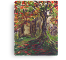 Chappell For My Soul Canvas Print