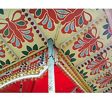Colorful Canopy Photographic Print