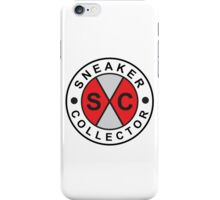 Sneaker Collector Bred iPhone Case/Skin