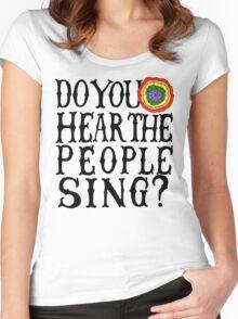 Rainbow Revolution Women's Fitted Scoop T-Shirt