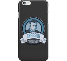 Brownstone Brewery: Thomas Gregson Imperial Stout iPhone Case/Skin