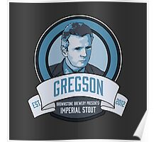 Brownstone Brewery: Thomas Gregson Imperial Stout Poster
