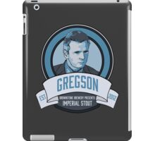 Brownstone Brewery: Thomas Gregson Imperial Stout iPad Case/Skin