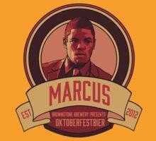 Brownstone Brewery: Marcus Bell Oktoberfestbier by haileyheartless