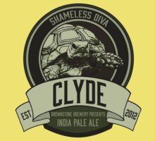 Brownstone Brewery: Clyde 'Shameless Diva' IPA One Piece - Short Sleeve