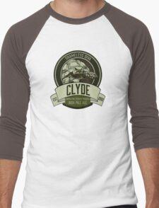 Brownstone Brewery: Clyde 'Shameless Diva' IPA Men's Baseball ¾ T-Shirt