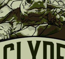 Brownstone Brewery: Clyde 'Shameless Diva' IPA Sticker