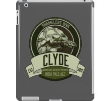 Brownstone Brewery: Clyde 'Shameless Diva' IPA iPad Case/Skin