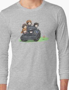Girls und Panzer Long Sleeve T-Shirt