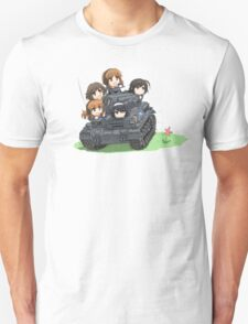 Girls und Panzer Unisex T-Shirt