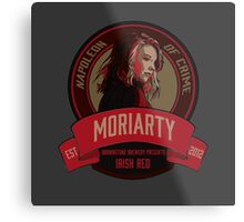 Brownstone Brewery: Jamie Moriarty Irish Red Metal Print