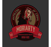 Brownstone Brewery: Jamie Moriarty Irish Red Photographic Print