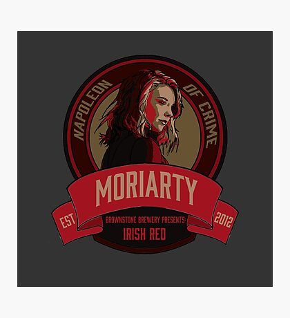 Brownstone Brewery: Jamie Moriarty Irish Red Photographic Print