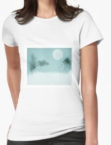 A Winters Tale Womens Fitted T-Shirt