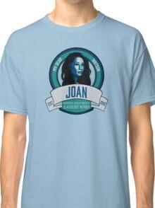 Brownstone Brewery: Joan Watson Blackberry Witbier Classic T-Shirt