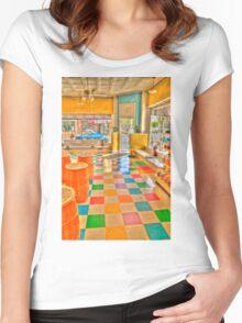 Sweet Treats Women's Fitted Scoop T-Shirt