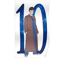 Tenth Doctor. Poster