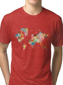 Be An Explorer Of The World Tri-blend T-Shirt
