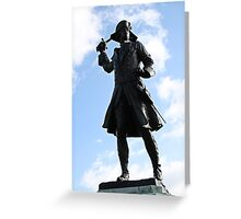 James Wolfe Hero Of Quebec Greeting Card