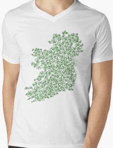map of ireland by bike T-Shirt
