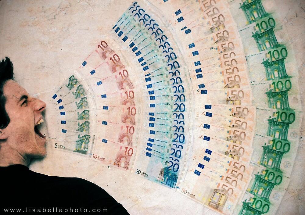 Money Talks by lisabella